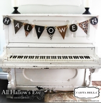 Carta Bella All Hallows Eve Catalogue(in shops mid August) (3MB)