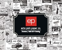 Echo Park 2011 Summer Catalogue - In the shops now