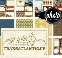 Graphic 45 Photo Freedom Atlantique Catalogue(3Mb)