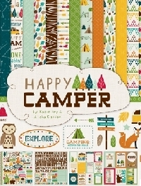 Echo Park Happy Camper Catalogue(5Mb)
