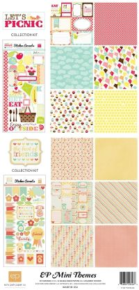 Picnic & Best Friends Mini Themes  Catalogue(3Mb)