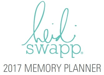 Heidi Swapp 2017 Planner Collection
