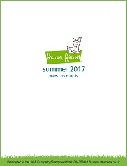 Lawn Fawn 2017 Summer Catalogue