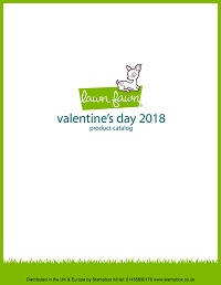 Lawn Fawn 2018 Valentine Catalogue