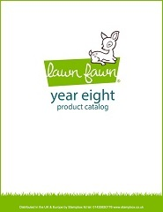 Lawn Fawn 2018 Year Eight Catalogue