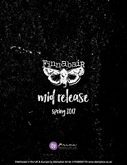 Finnabair 2017 mid release from Prima