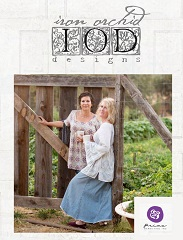 Iron Orchid Designs mid release