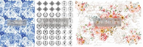 Prima Re.design 2018 Late Summer release