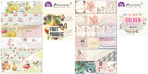 Prima 2019 Spring Papercrafting Collections