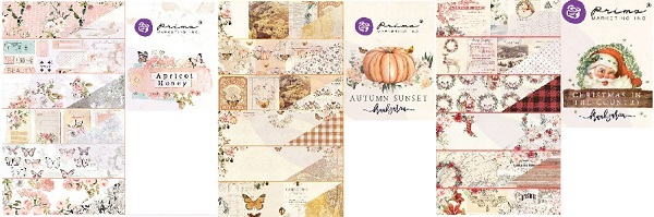 Prima 2019 Summer Papercrafting Collections