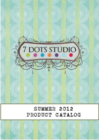 7 Dots Studio 2012 Summer Catalogue (11MB)