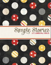Simple Stories 2013 Summer Catalogue(6Mb)