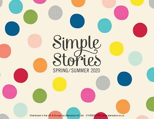 Simple Stories 2020 Q1 & Q2 Spring Summer Releases